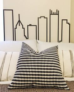 PERFECT for dorm rooms! Make a washi tape headboard! Washi Tape Headboard, Washi Tape Wall, Dorm Room Organization, Teen Room Decor, College Dorm Rooms, New Room, Dorm Decorations, Common Room, Room Ideas