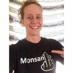 "If you want to give Monsanto the finger everywhere you go this shirt is for you!  Made of organic cotton.  Go to WeAddUp.com and type ""finger"" in the search box.  #organic  #organicfood  #organico  #organiccotton  #organicliving  #organiclife  #organicgarden  #organicgardening  #organicfarming  #organicbeauty  #gmofree  #nogmo  #nogmos  #marchagainstmonsanto  #monsantosucks  #stopmonsanto  #fuckmonsanto  #labelgmos  #boycottmonsanto  #monsantokills  #glyphosatekills  #nongmo"