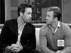"""""""We really hit it off. We were born on the same day, about 7 hours apart and even though we come from different sides of the planet, there are a lot of similarities between us."""" - Alex on costar Scott Caan"""