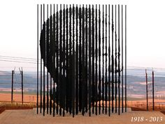 Death is not the final victory. Nothing can silence the voice of Nelson Mandela - not Robben Island, not death. His words are eternal. His voice will echo throughout time. Today we remember the incredible life of Madiba. July 18, 1918 - December 5, 2013.