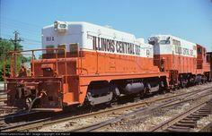 Great ICG photo archive! ICG - Illinois Central Gulf Locomotive Roster - Railroad Picture Archives.NET       Some examples: