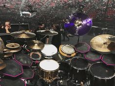 Danny Carey's drum kit