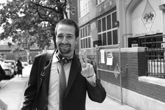 Lin Manuel Miranda / NYC