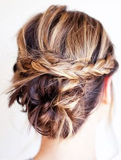 The hairstyles to try next week.