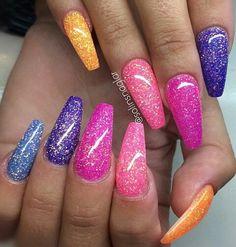 Colorful Nailz