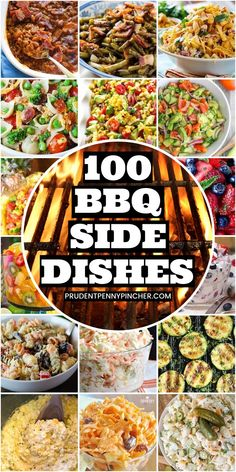 These mouthwatering BBQ side dishes will pair wonderfully with your summer grilling recipes. From summer salads to grilled veggies, there are plenty of summer side dish recipes to choose from. Barbecue Sides, Barbecue Side Dishes, Cookout Side Dishes, Grilling Sides, Cookout Food, Summer Side Dishes, Food For Bbq, Best Bbq Sides, Grilled Side Dishes