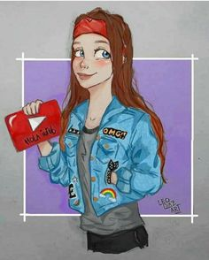 Youtubers , Mica diosa vos mugrosa Velasco, Family Guy, Fandoms, Fan Art, Fictional Characters, Angel, Celebrities, Youtubers, Supreme Wallpaper