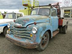 1948 Chevy Loadmaster Coe Truck Rusted Out Classic