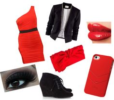 """""""Untitled #13"""" by irubyyf on Polyvore"""