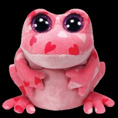 Smitten the Valentine's Frog | New 2013