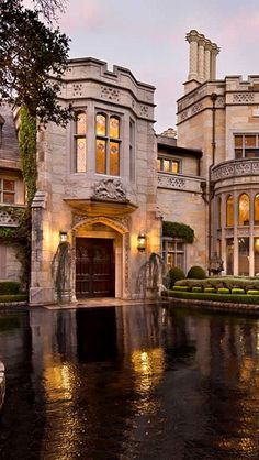 740 best images about Mansions, Estates, Manors and . luxury homes Mison, Mansion Homes, Beautiful Homes, Beautiful Places, Beautiful Pictures, English Manor, House Goals, Beautiful Architecture, Home Builders