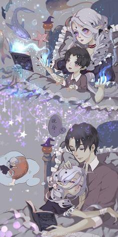 Read from the story Phù Thủy Và Shota by (ROSA) with reads. Anime Couples Manga, Cute Anime Couples, Anime Guys, Beautiful Anime Girl, Anime Love, Anime Art Girl, Manga Art, Anime Witch, Witch Manga