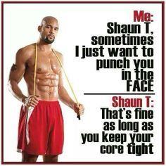 insanity workout shaun t quotes - Google Search