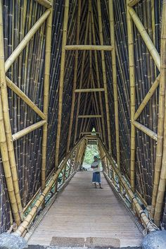 AS Bali Bamboo Bridge