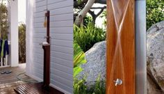 Pamper Yourself with these Outdoor Showers