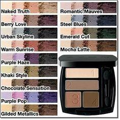 Avon True Color Multi-Finish Eyeshadow Quad. On sale for $5.99 through July 10 @http://avon4.me/2poW9ka