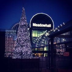 Meadowhall Shopping Centre  ( Sheffield England )