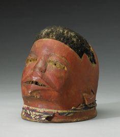 Makonde Muti Wa Lipiko Helmet Mask, Tanzania http://www.imodara.com/post/101524325519/tanzania-makonde-muti-wa-lipito-head-of-the