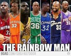 #NBA #BASKETBALL #SHAQ LOL