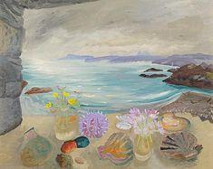 Winifred Nicholson - Sea Treasures