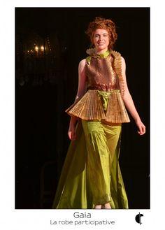 Gaia – Fabienne Dimanov Paris Facon, Gaia, Victorian, Saree, Dresses, Dress Ideas, Vestidos, Sari, Dress
