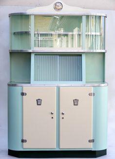 metal kitchen cabinets vintage - Google Search