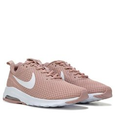 premium selection 66abc 7e44b Nike Women s Air Max Motion LW Sneakers (Particle Pink White) Lässige  Turnschuhe,