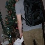 Traveling to Grandma's With the Daddy Diaper Pack: A Day of Holiday Baking - Tourist Meets Traveler Holiday Baking, Giveaways, Daddy, Traveling, Viajes, Trips, Fathers, Travel