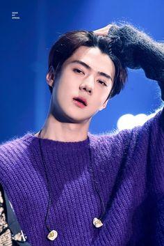 181220 concert with EXO Cr : dearmyspring_sh Chanyeol, Kyungsoo, Foto Sehun Exo, Exo Official, Lord, Korean Boy, Kim Min Seok, Exo Members, Kim Junmyeon