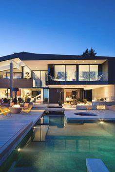 Livingpursuit: Groveland by Mcleod Bovell Modern Houses
