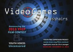 NCAC Film Contest for $1,000 Award #Scholarships
