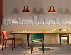 Sledge mobilier pour restaurant chaise de terrasse Dome 260 - Sledge
