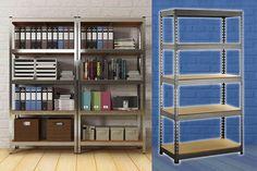 5-Tier XL Storage Racking