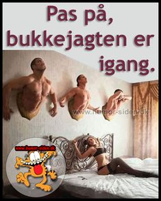 Y Bukkejagten er igang. Joke Stories, Arabic Funny, Adult Humor, Thought Provoking, Funny Photos, Real Life, Creepy, Haha, Funny Memes