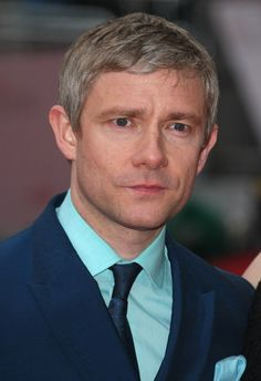 Martin Freeman.  I hate when people post out of character pics of actors and actresses and label it with their character name.  Doesn't seem a healthy view of things.