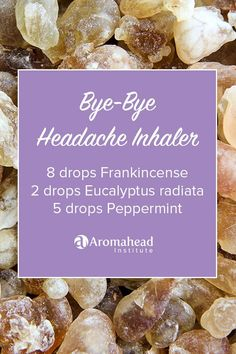 Learn how to make your own inhaler blends like this one in our free Introduction to Essential Oils course! Sign up here: http://aromahead.com/courses/online/introduction-to-essential-oils