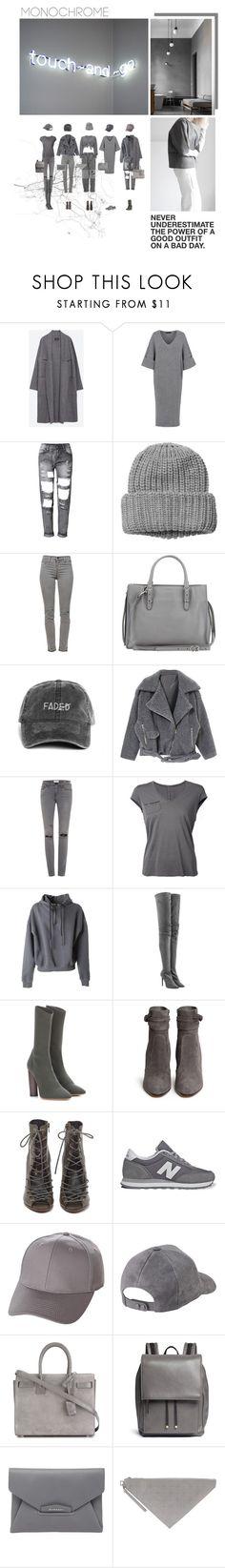 """[g r e y day]"" by furhious ❤ liked on Polyvore featuring Zara, Ashish, Jil Sander Navy, Monki, J Brand, Balenciaga, Frame, TRANSIT, adidas Originals and Tamara Mellon"