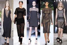 Nella rete: Céline, Vivienne Tam, Gucci, Akris, Diesel Black Gold