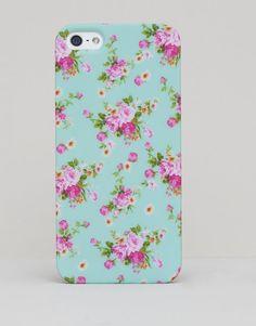 Pull&Bear-funda iphone flores
