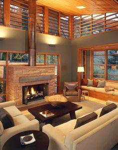 Aspen Mountain Residence, Poss