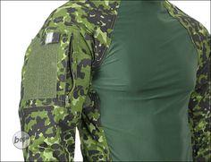 BE-X combat shirt Danish tarn