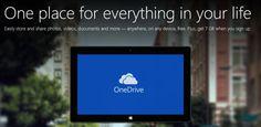 Novedades en OneDrive: 15GB de espacio gratuito, 1TB para Office 365 y planes más baratos http://www.genbeta.com/p/114007