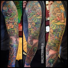 metroid tattoos - Google Search