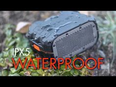 Introducing the BRAVEN BRV-1 speaker, water resistant exterior, the ultra-rugged BRV-1 can keep up with you on any adventure #speaker