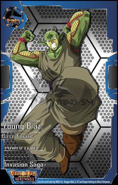 Super Mutant Parseri (Invasion Saga) by on DeviantArt Dragon Ball Z, Dbz Multiverse, Dbz Images, Superhero Characters, Anime Artwork, Akira, Dungeons And Dragons, Saga, Character Design