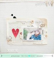 A Project by Marcy Penner from our Scrapbooking Gallery originally submitted 02/01/13 at 08:50 AM