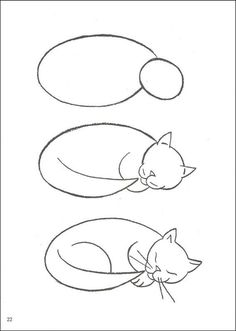 How to Draw Cats: