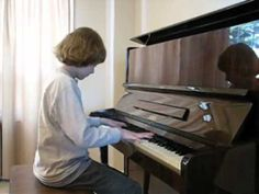 Variations - original piano composition by Adam Kulju (10 yrs old)