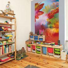 #flower #wallpaper #kidsroom