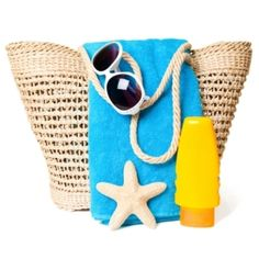 Beach Bag Essentials | Nadyana Magazine